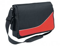 BrandMe - Signature Saddle Bag Laptop Bag