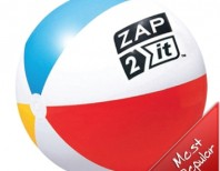 BrandMe - Discount 240mm Promotional Beach Ball