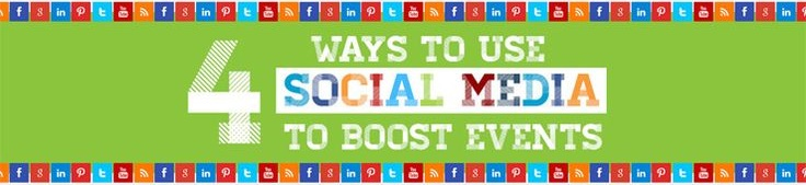 BrandMe - 4 Ways to Boost Events with Social Media