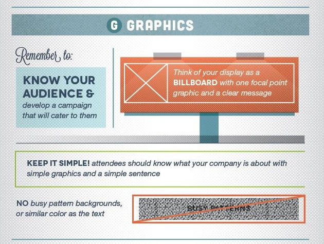 Trade Show Booth Graphics : Best practices for trade show booth design brandme
