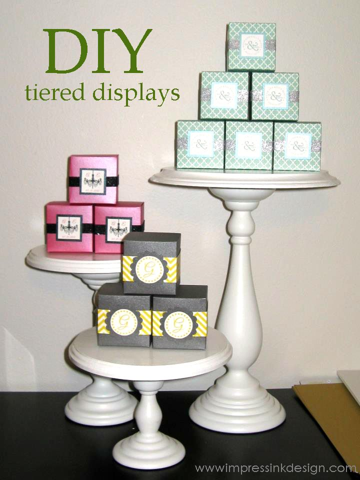 Trade Cake Stands : Trade show display ideas from pinterest brandme