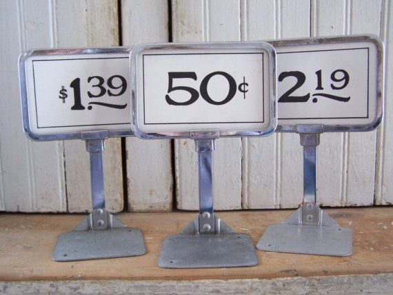 Trade show display ideas from pinterest brandme brandme for Price tags for craft shows