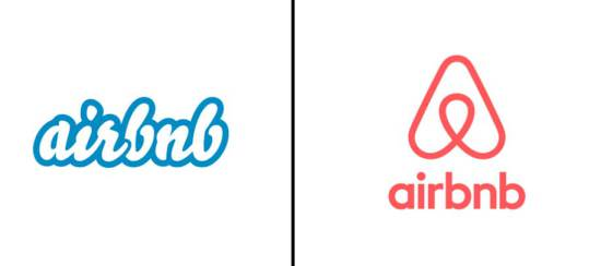 Air BNB Logo Change